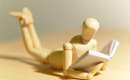 Jak czytanie zmniejsza stres?