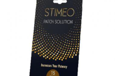 Stimeo Patches – gdy masz problemy z erekcją