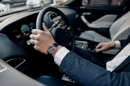 Zegarek Armani męski dla mężczyzny w każdym wieku