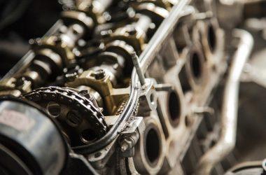 Zasady działania i części do silników