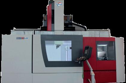 Tokarką CNC steruje komputer