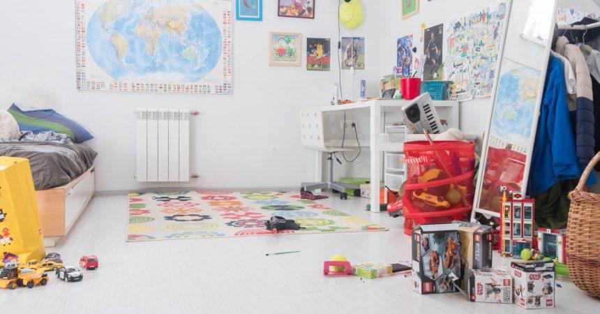 Czego potrzebujesz do pokoju dziecięcego?