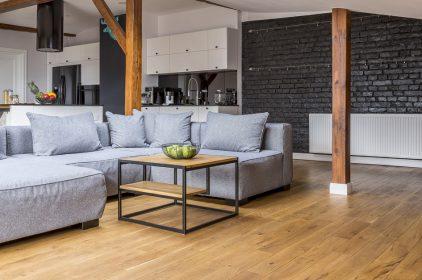 Nowoczesne ławy i stoliki kawowe w stylu loft
