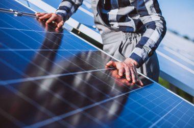Odnawialne źródła energii – panele fotowoltaiczne