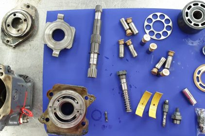 Pompa hydrauliczna – podstawowy element maszyn hydraulicznych