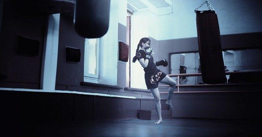 Jak wybrać worek treningowy dla dzieci?