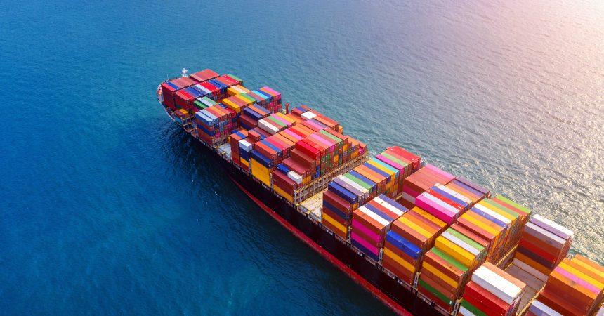 Usługi wchodzące w zakres transportu morskiego